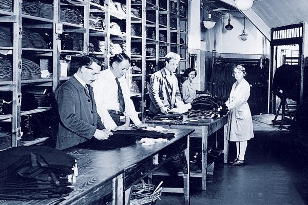 Unternehmensgeschichte von Peek & Cloppenburg