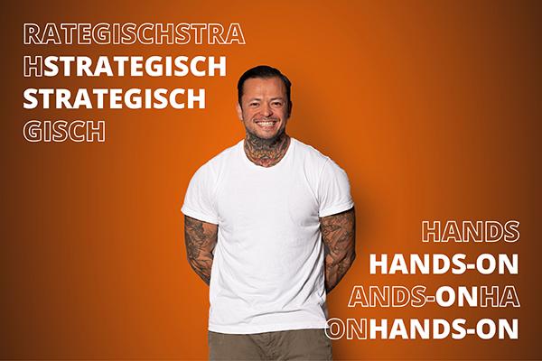 Strategisch & Hands-On