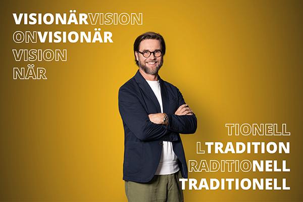 Visionär & Traditionell