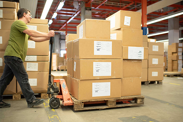 Instore Logistik