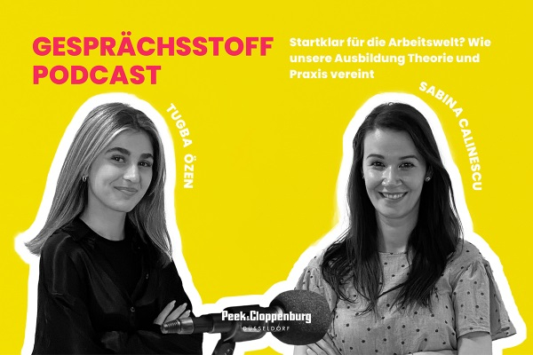 Ausbildung Podcast